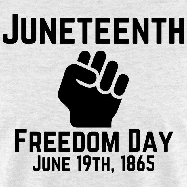 Juneteenth 1865 - Black Fist