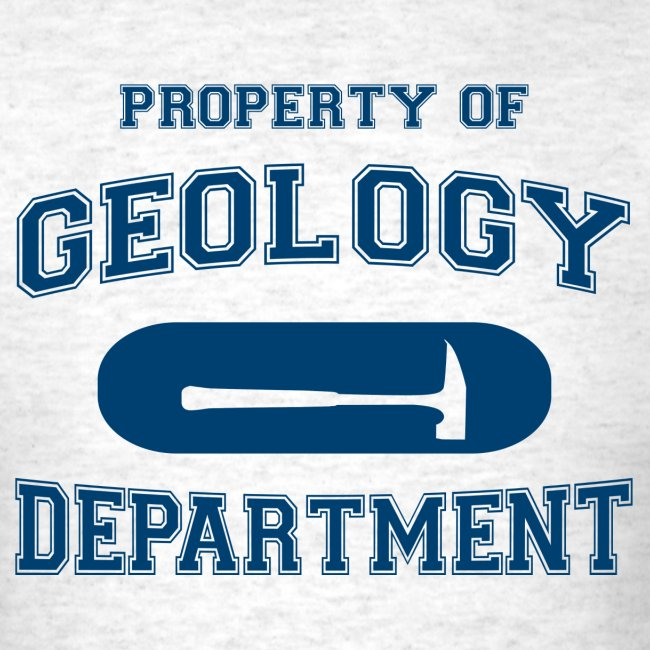 property of geology