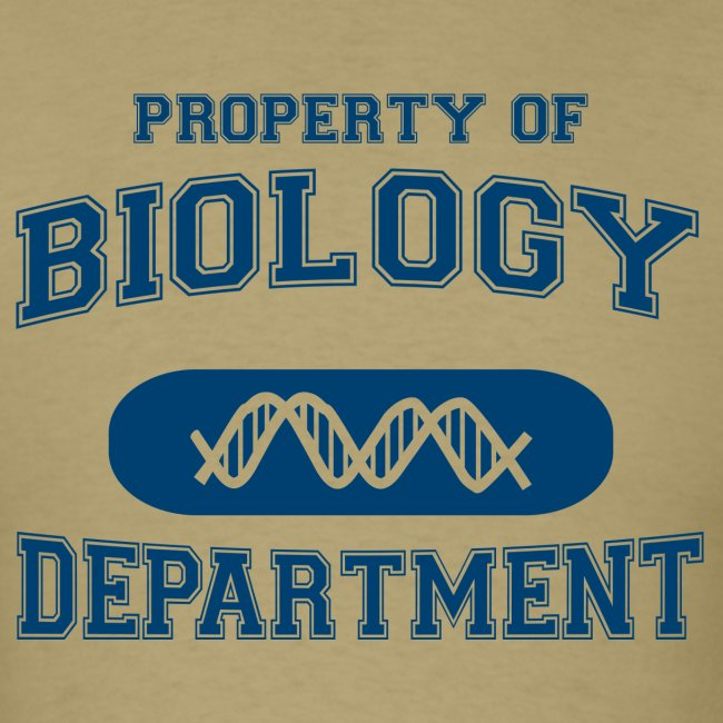 property of biology