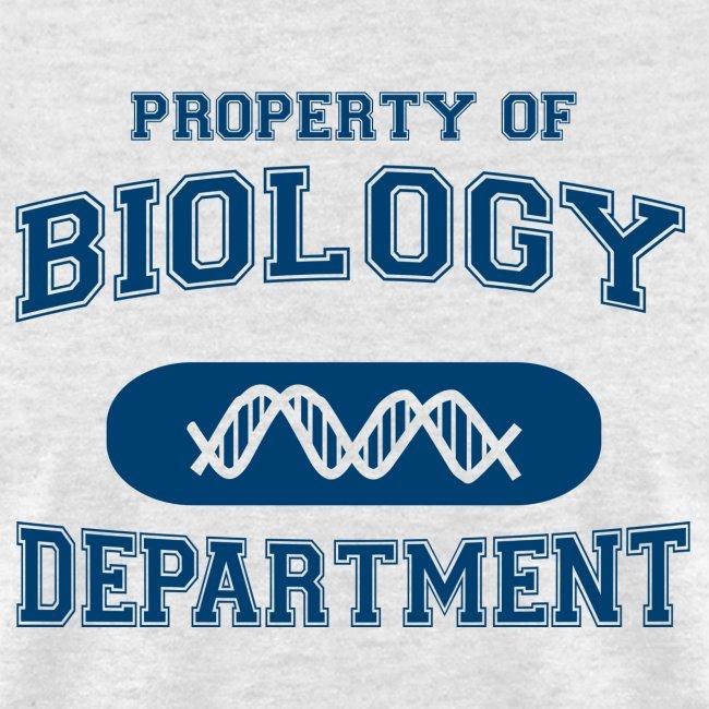 property of biology