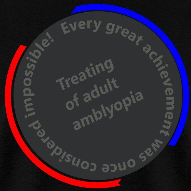 Treating Adult Amblyopia