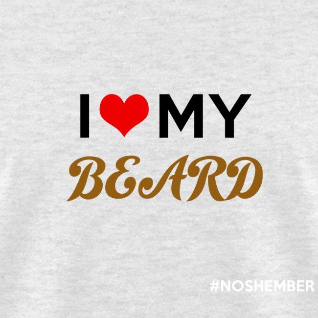 i heart my beard