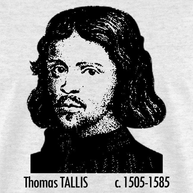 Thomas Tallis Portrait