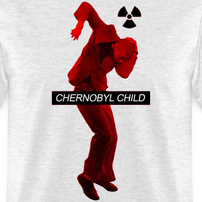 CHERNOBYL CHILD RED