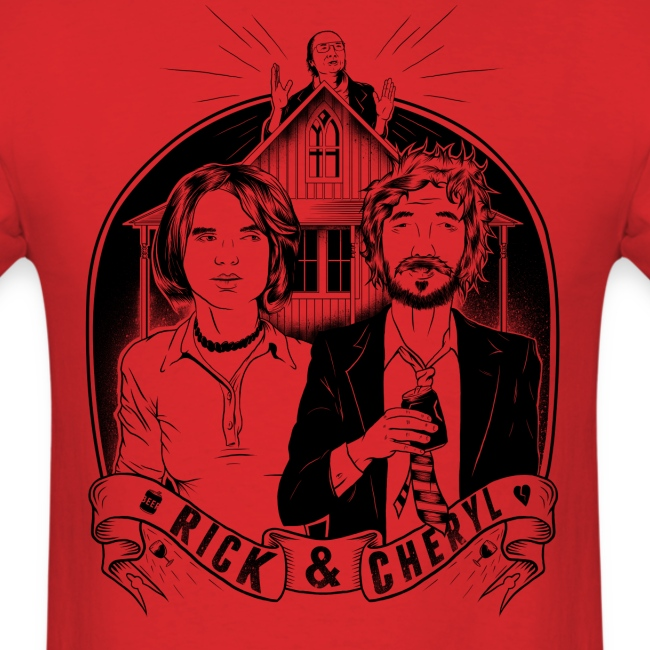 rick and cheryl WHITESHIRTSONLY