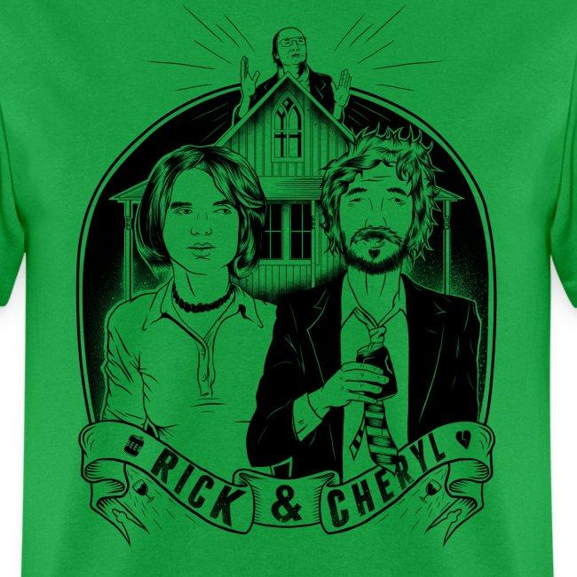 rick and cheryl WHITESHIRTSONLY