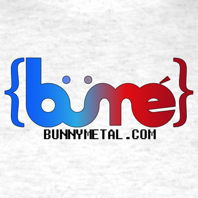 Bunny Metal Logo