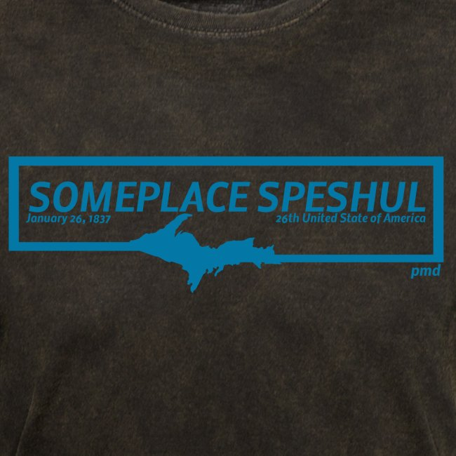 Someplace Speshul