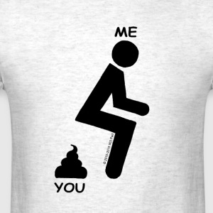 You and Me - Men's T-Shirt