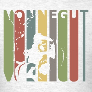Retro Vonnegut - Men's T-Shirt