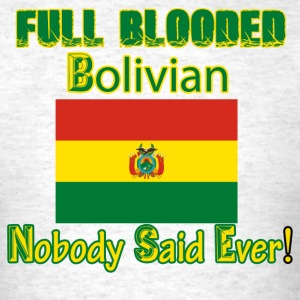 Bolivian design - Men's T-Shirt