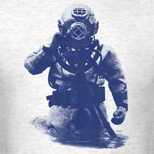 Aquanaut - Men's T-Shirt