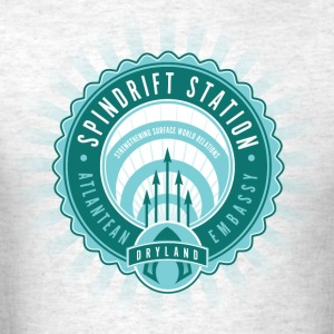 Spindrift Station - Men's T-Shirt