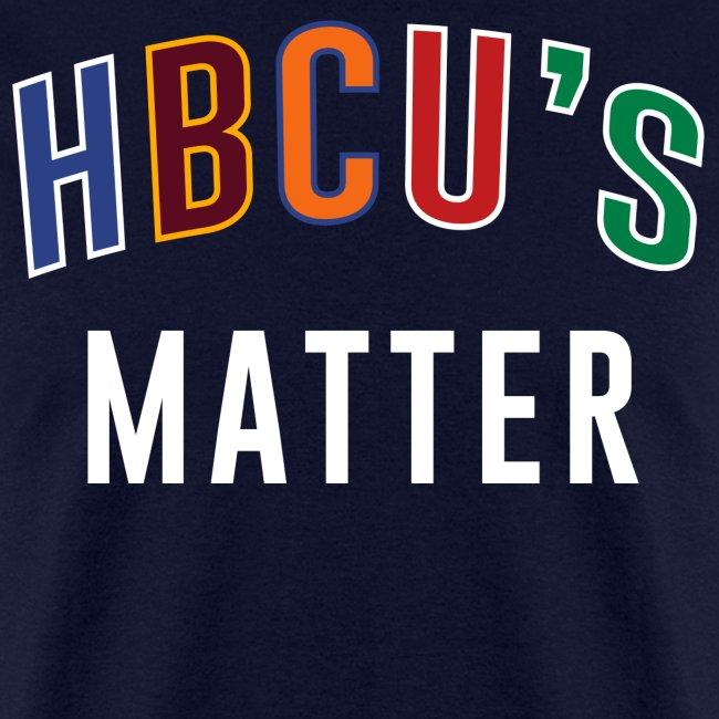 HBCUs Matter