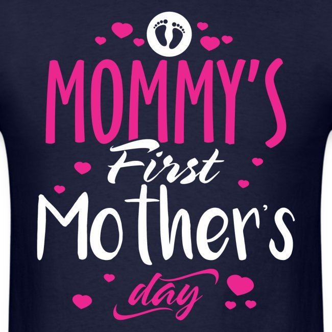 MOMMY'S FIRST Mother's Day Meaningful gift for Mom