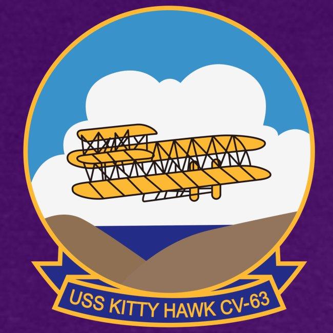 KITTY HAWK CV CREST T