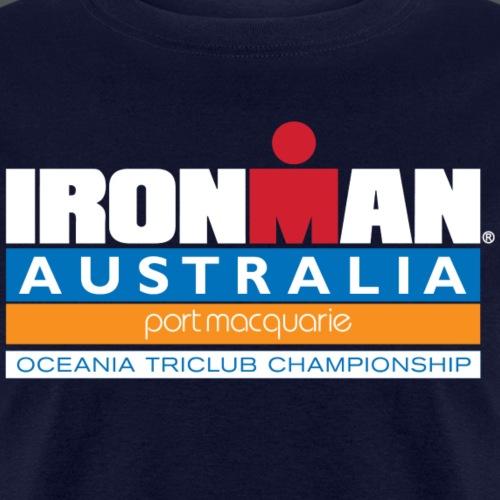 IM Australia Logo alt - Men's T-Shirt