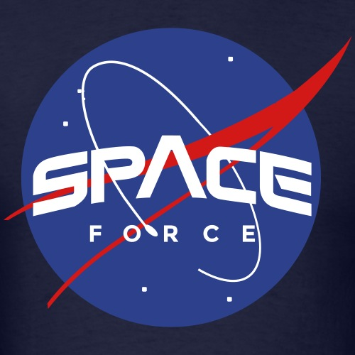004_space_force - Men's T-Shirt