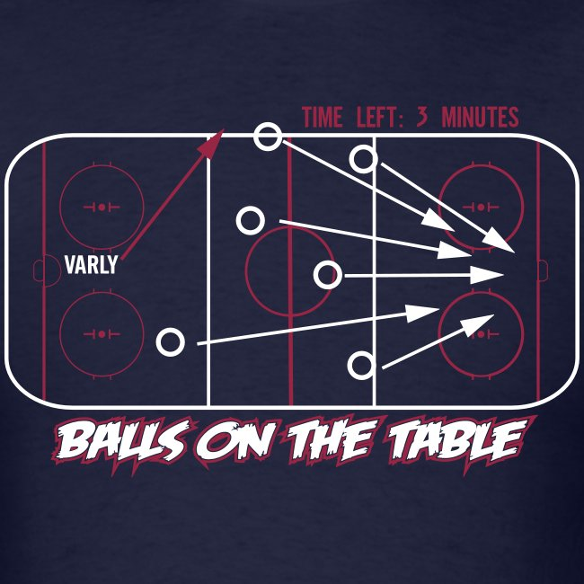 Balls On The Table