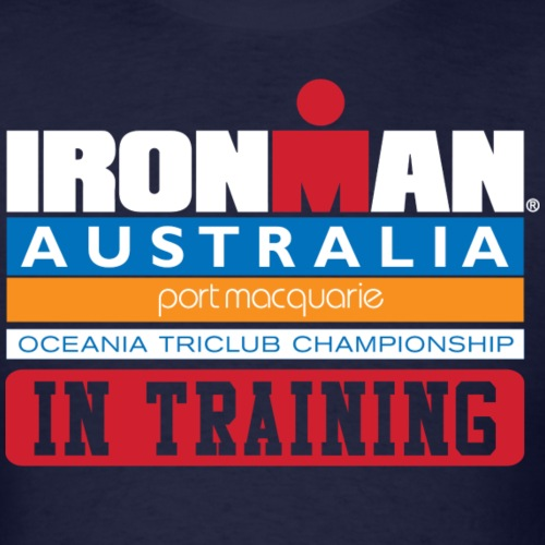 IRONMAN Australia alt - Men's T-Shirt