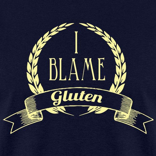 I Blame Gluten