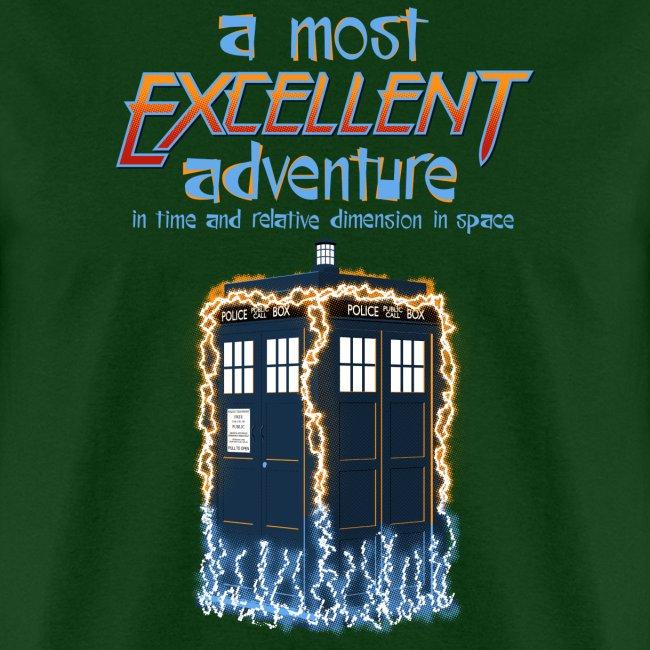 Most Excellent Adventure