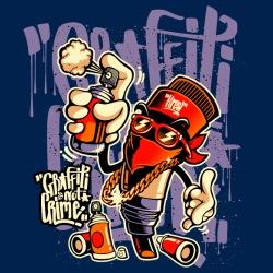 Graffiti is not a crime