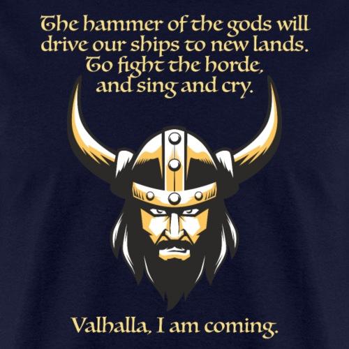 Hammer of the Gods - Men's T-Shirt