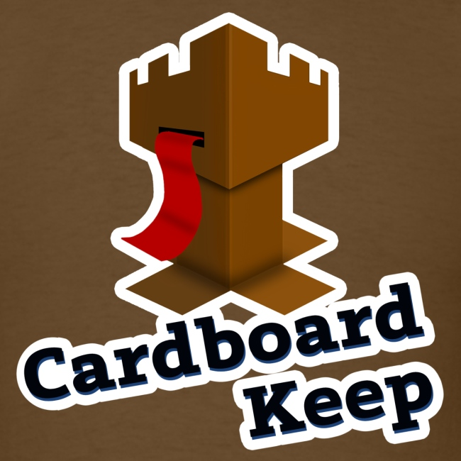 Cardboard Keep Dark Logo
