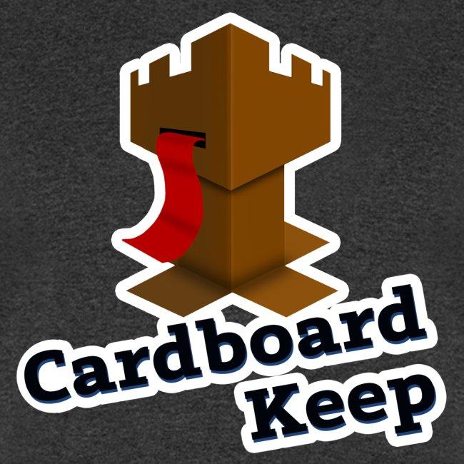 Cardboard Keep Dark Logo