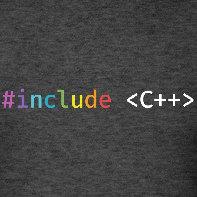Rainbow Include C++