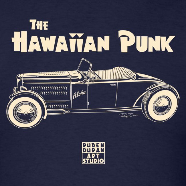 The Hawaiian Punk