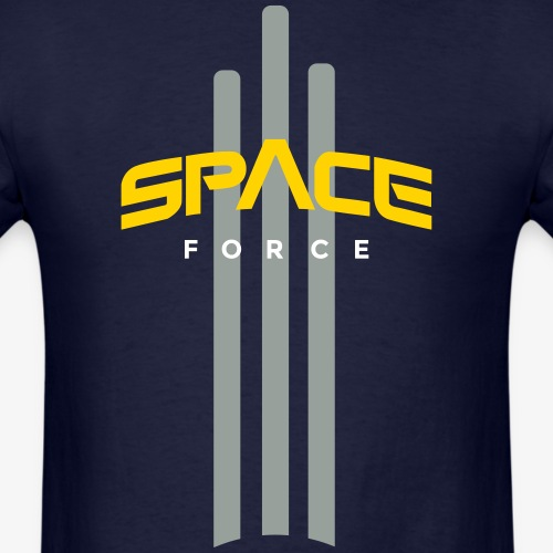 003_space_force - Men's T-Shirt