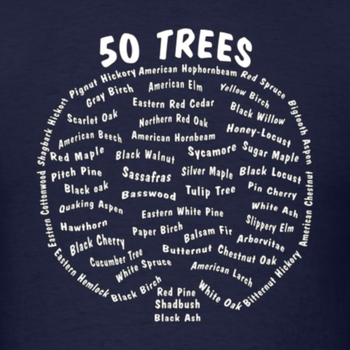 50 Trees Arbor Day Arborist Plant Tree Forest Gift