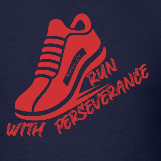 Run with perseverance