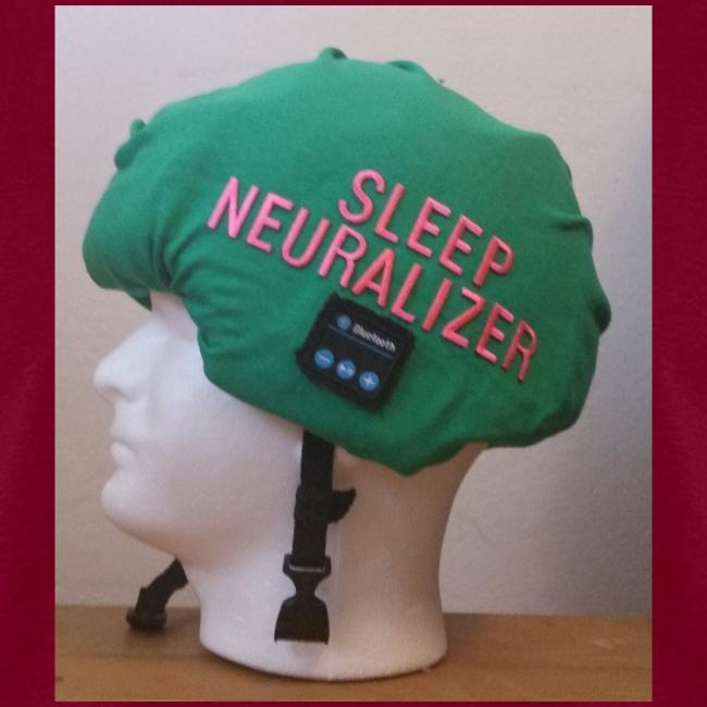 Sleep Neuralizer Helmet Model