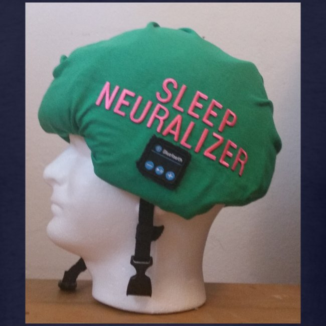Sleep Neuralizer Helmet Model