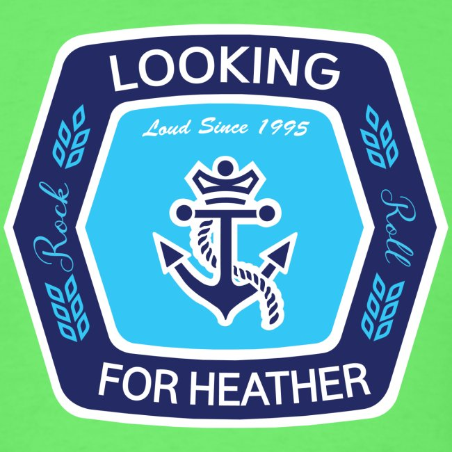 Looking For Heather - Stock Logo