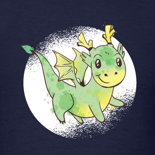 Dragon cute - Men's T-Shirt