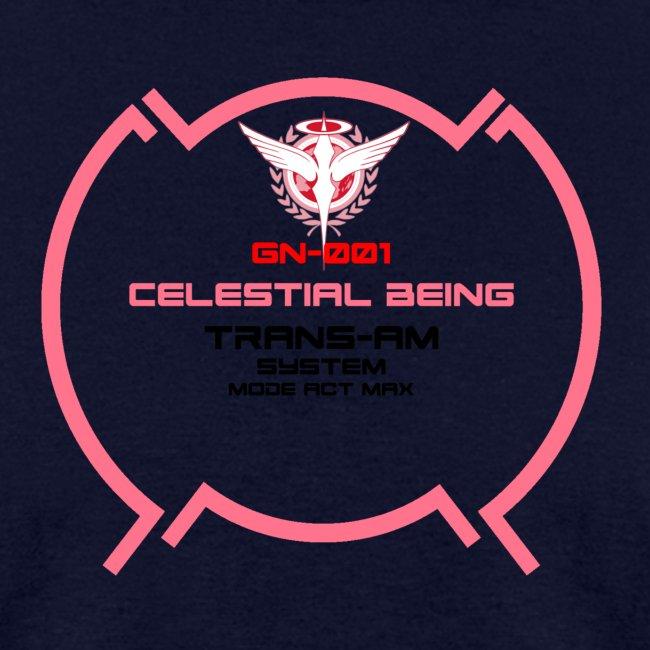 Gundam Exia Trans Am Mode Pink