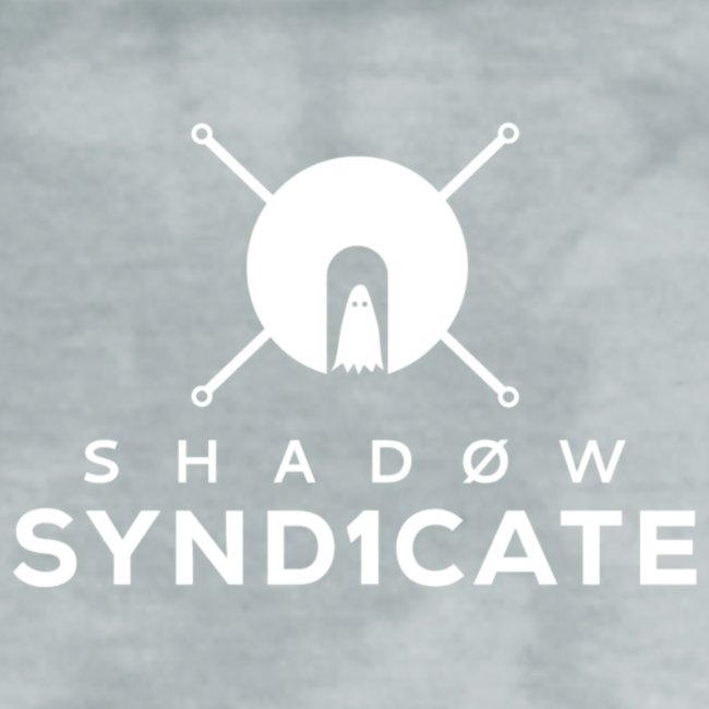 Shad0w Synd1cate Logo Word Cloud (Color)