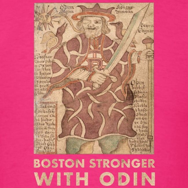 Boston Stronger with Odin