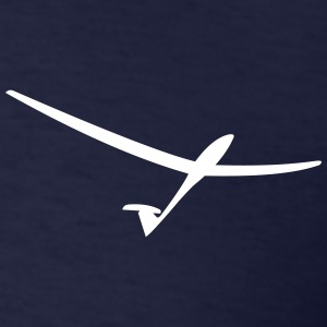 soaring sailplane - Men's T-Shirt