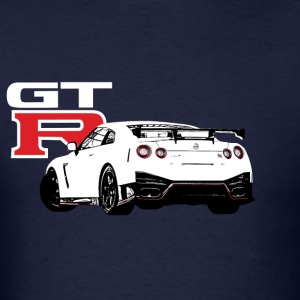 Nissan GTR R35 2017 - Men's T-Shirt