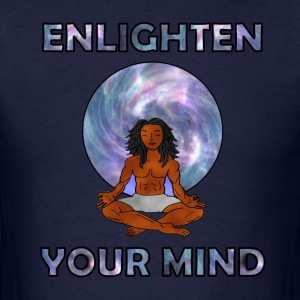 Elightened Your Mind - Men's T-Shirt