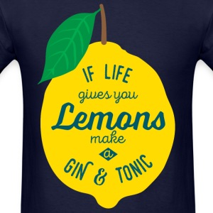 Gin and Tonic - Men's T-Shirt