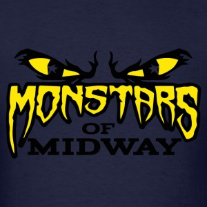 Monstars of Midway - Men's T-Shirt