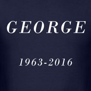 George 1963-2016 - Men's T-Shirt