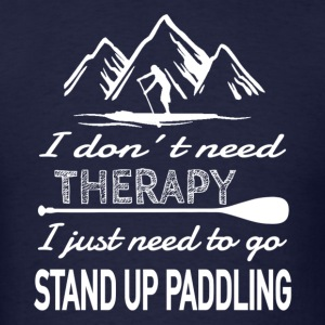 SUP Therapy - Men's T-Shirt