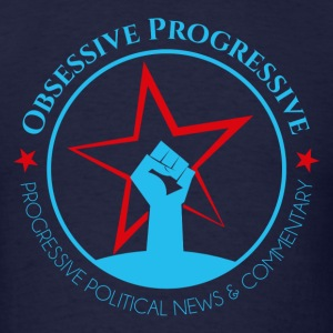 Obsessive Progressive Merch - Men's T-Shirt